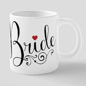 Elegant Bride Mugs