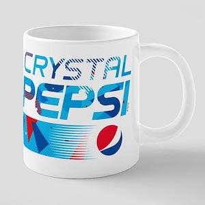 Crystal Pepsi Mugs