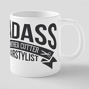 Badass Mother Cutter Mugs