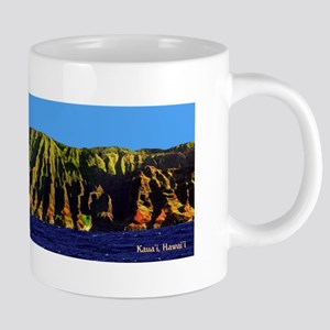 """Napali Coast"" Mugs"