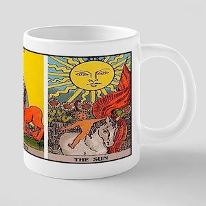 Tarot Spell For Good Health Mugs
