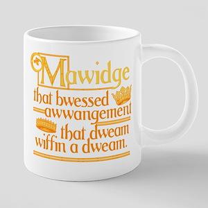 mawidge_mug 20 oz Ceramic Mega Mug