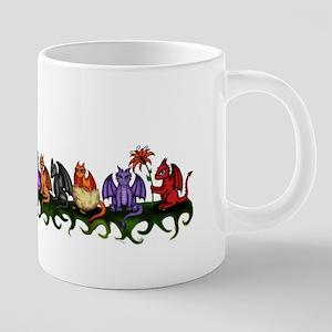many cute Dragons Mugs