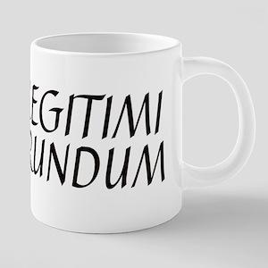 illegitimi Mugs