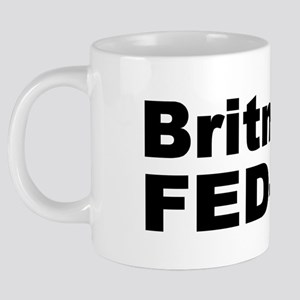 fed up 20 oz Ceramic Mega Mug