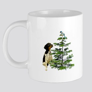 Bird Dog Tree 20 oz Ceramic Mega Mug