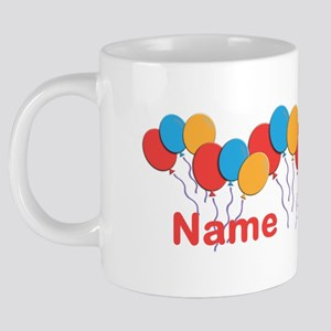 CUSTOM NAME AGE Birthday 20 oz Ceramic Mega Mug