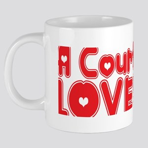 a0417 A Court Clerk 20 oz Ceramic Mega Mug