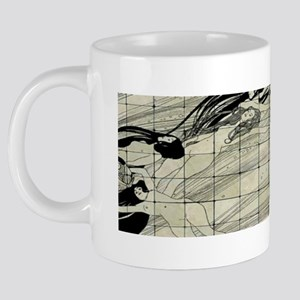 Elegant & Classic Artwork 3 20 oz Ceramic Mega Mug