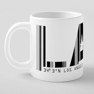Los Angeles 3 20 oz Ceramic Mega Mug