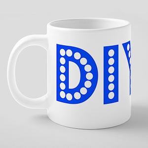 11DBL-N1182 20 oz Ceramic Mega Mug