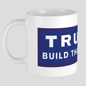 Trump is my President  20 oz Ceramic Mega Mug