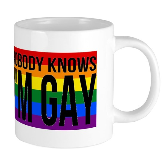 Nobody Knows I'm Gay