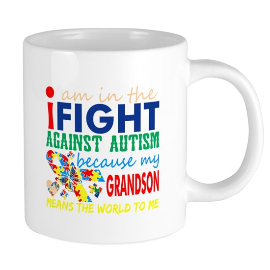 Im Fight Against Autism Grandson Means World To Me