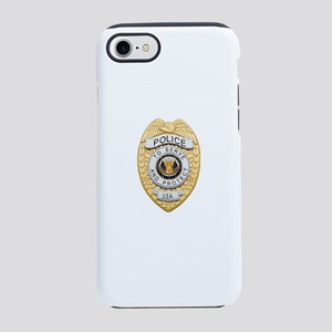 Iphone 8/7 Tough Case With Police Badge
