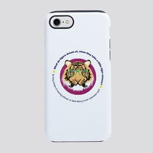 the hangover tiger snooze song iPhone 7 Tough Case