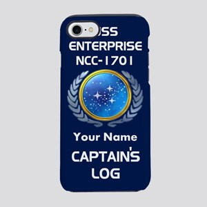Star Trek Log iPhone 7 Tough Case