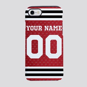 Personalize Hockey Sports iPhone 7 Tough Case