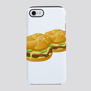 Cheeseburgers iPhone 8/7 Tough Case