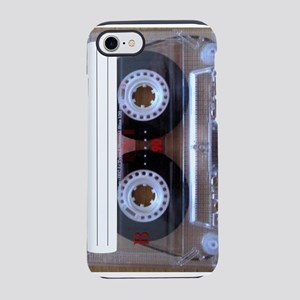 Cassette Music Tape iPhone 7 Tough Case
