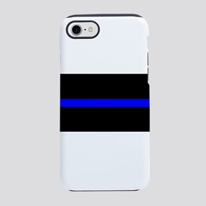 Thin Blue Line - USA United iPhone 8/7 Tough Case