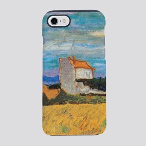 Wheat Field Vincent van Gogh iPhone 7 Tough Case