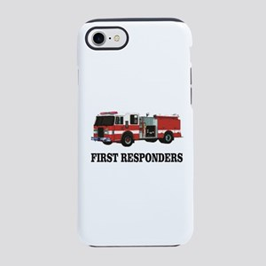 first responders iPhone 8/7 Tough Case