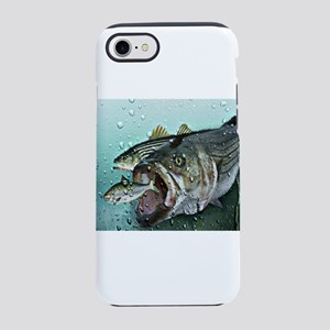 striper n shad iPhone 7 Tough Case