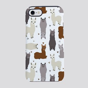 Alpaca Posse Pattern iPhone 8/7 Tough Case