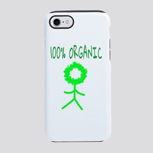 100% ORGANIC iPhone 8/7 Tough Case