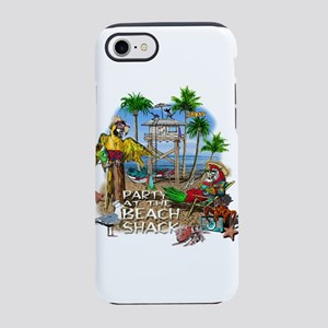 beachshack8b.png iPhone 8/7 Tough Case