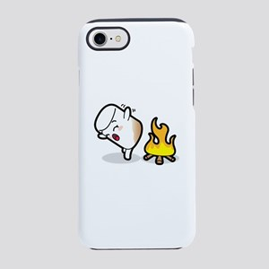 Toasty Buns Marshmallow Baby A iPhone 7 Tough Case