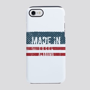 Made in Excel, Alabama iPhone 8/7 Tough Case