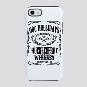 Doc Holliday's Huckleberry W iPhone 8/7 Tough Case
