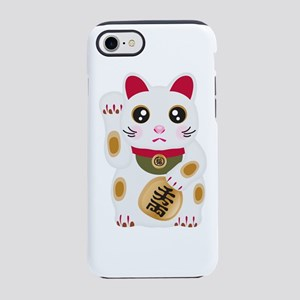 Lucky Cat iPhone 8/7 Tough Case