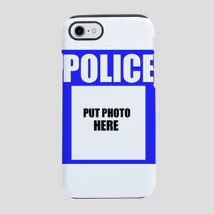 Police iPhone 7 Tough Case