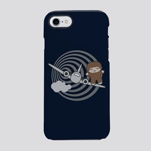 Twilight Zone Cute Monster O iPhone 8/7 Tough Case