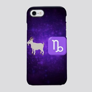 Emoji Capricorn Zodiac iPhone 7 Tough Case
