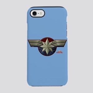 Captain Marvel iPhone 8/7 Tough Case