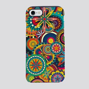 Funky Retro Pattern iPhone 8/7 Tough Case
