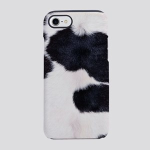 SPOTTED COW HIDE iPhone 8/7 Tough Case