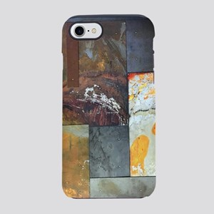 contemporary rusted metal st iPhone 8/7 Tough Case