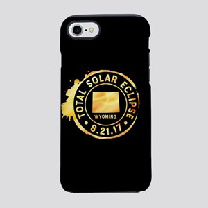 Eclipse Wyoming iPhone 7 Tough Case