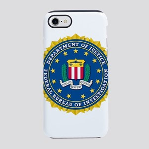federal bureau of investigat iPhone 8/7 Tough Case