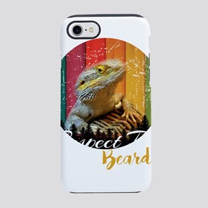 Bearded Dragon Gift for Rept iPhone 8/7 Tough Case