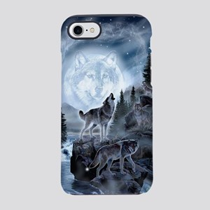 spirit of the wolf iPhone 8/7 Tough Case