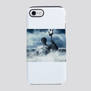 Neptune Rising from the Wave iPhone 8/7 Tough Case