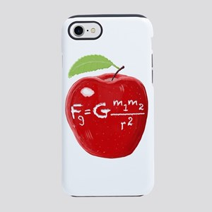 Science Teacher's Newton iPhone 8/7 Tough Case