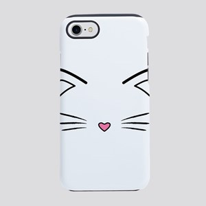 Cat Whiskers iPhone 7 Tough Case