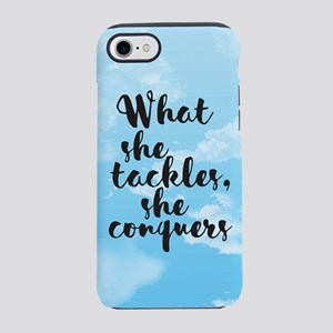 Gilmore Girls - She Conquers iPhone 7 Tough Case